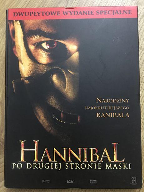Płyta Hannibal po drugiej stronie maski