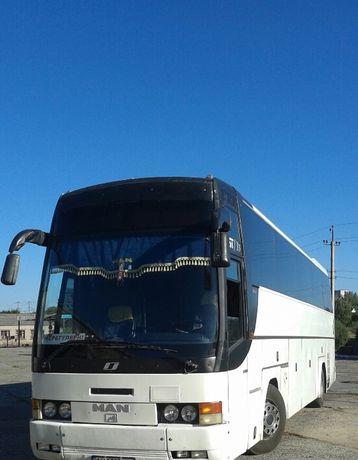 Пассажирские перевозки, заказ автобуса, свадьбы, корпоративы