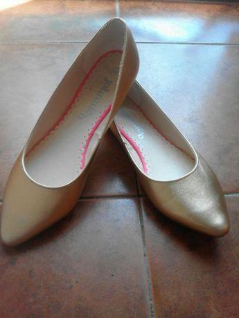 Балетки, туфли гламурные!