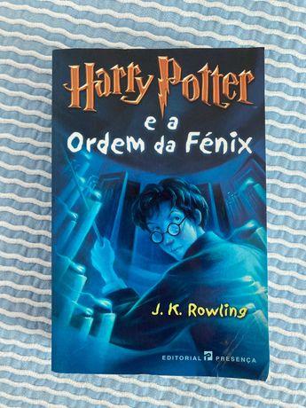 Harry Potter e a Ordem da Fénix (Coleção Estrela do Mar)