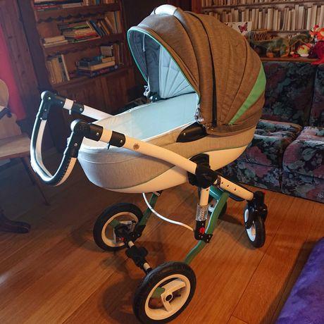 Wózek niemowlęcy dowóz w okolicy