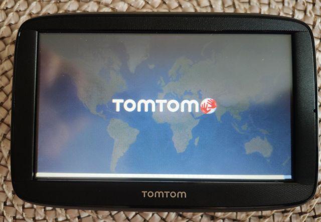 Nawigacja Tomtom VIA 52