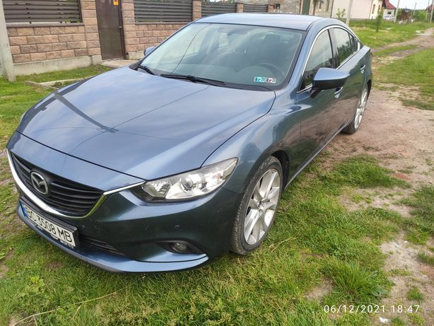 Продам Mazda 6 gj