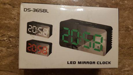 Zegar elektroniczny,termometr, data