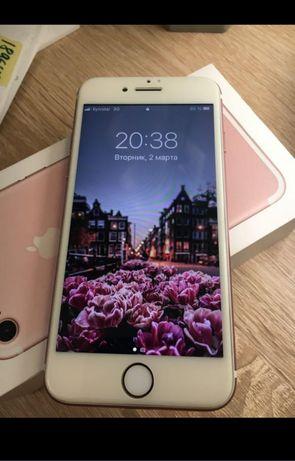 iPhone 7  128гб только обмен