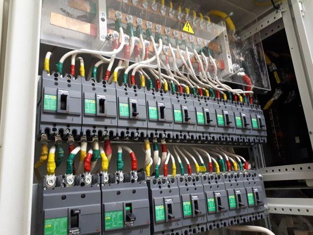 Прокладка электрики «под ключ», срочный вызов электрика в Одессе