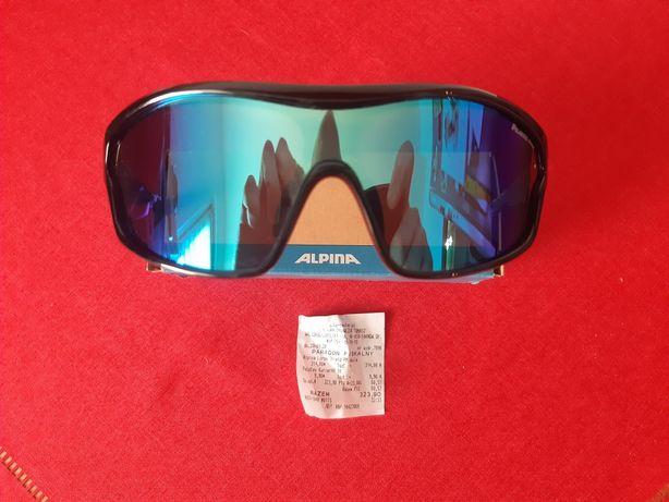 Okulary alpina,stan idealny
