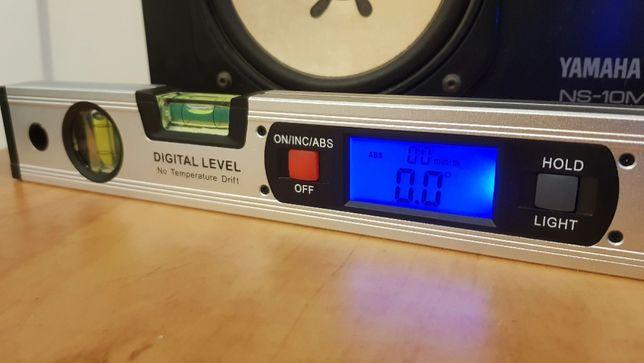 POZIOMICA elektroniczna cyfrowa magnetyczna 40cm