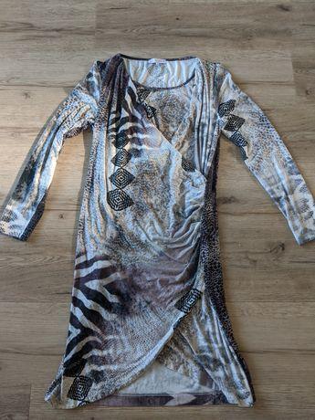 Sukienka do karmienia piersią torelle Fergie L