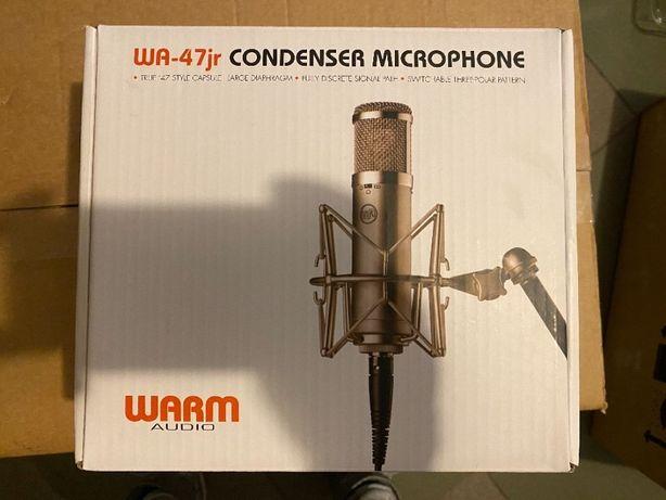WARM AUDIO WA-47JR Mikrofon pojemnościowy