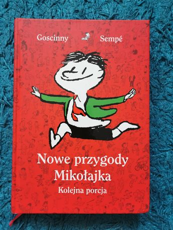 Mikołajek - książka dla dzieci