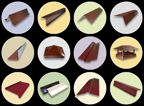 Гибка листового металла любого цвета