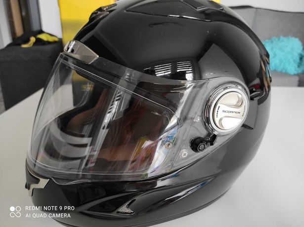 Kask ScorpionEXO-1000 AIR SOLID