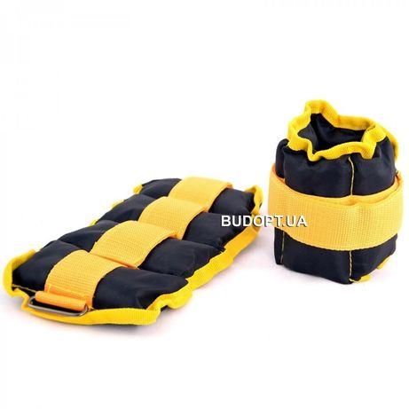 Утяжелители/грузики на ноги/руки для бега/фитнеса OSPORT 1-3 кг