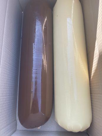 Сгущенное молоко вареное и сырое 4 единицы