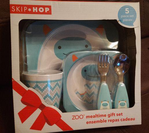 Набор посуды Skip Hop Yeti 5 предметов