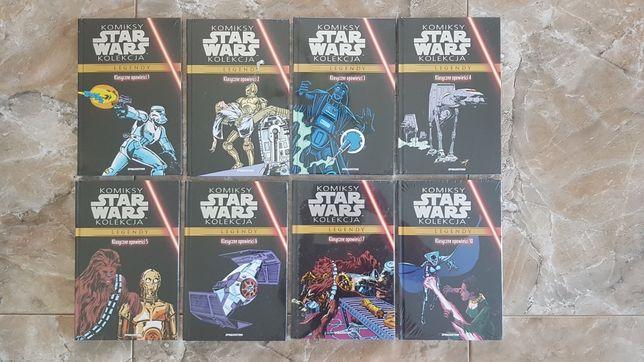 Star Wars Komplet komiksów