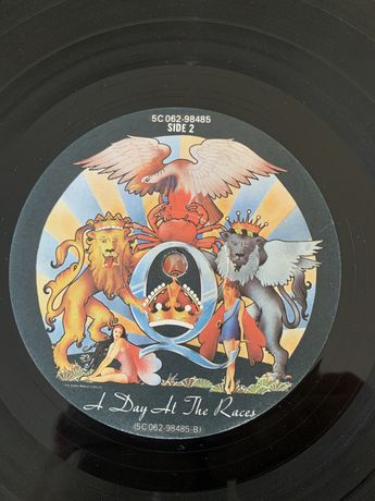 Queen a day at the races LP płyta winylowa