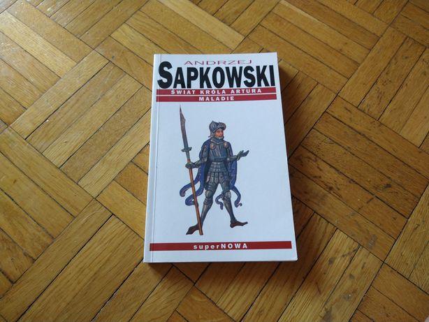 Andrzej Sapkowski Świat króla Artura