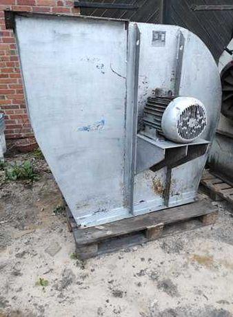 wentylator wyciąg spalin