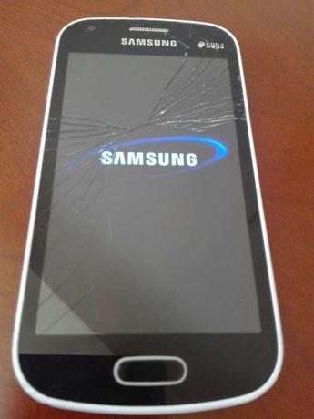 Samsung S Duos GT-S7562 Touch estalado