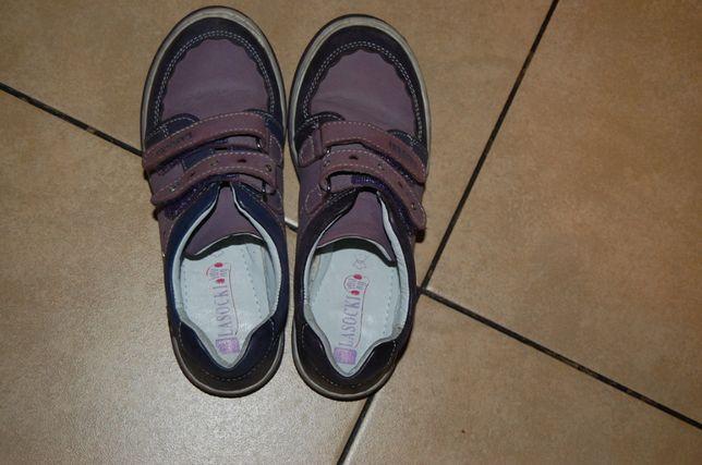 Buty dziewczęce Lasocki, rozmiar 31