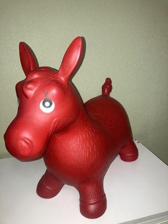 детская игрушка «ослик»