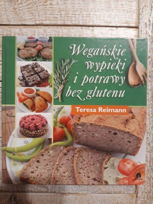 Wegańskie wypieki i potrawy bez glutenu. Teresa Reimann Żary - image 1