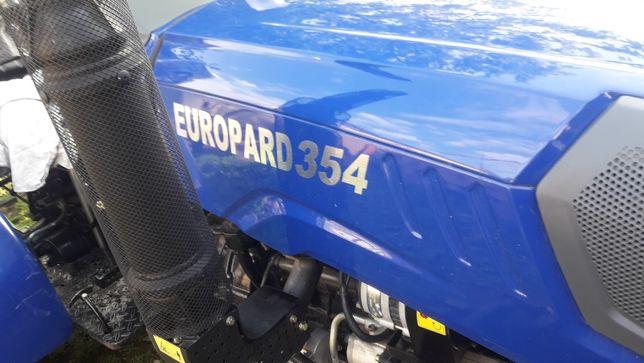 Міні трактор Європард-ловол 354 новий з реверсом