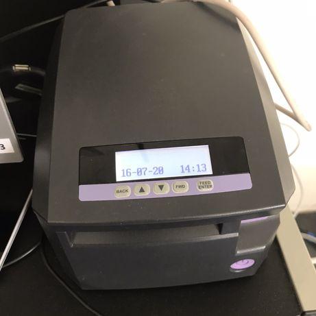 Кассовый апарат, расчетный регистратор  Екселлио FP-700