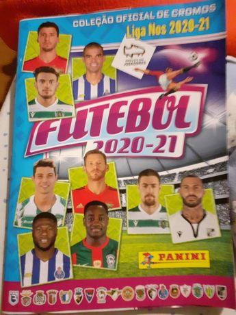 Coleção Cromos Futebol 2020-21
