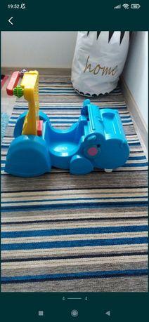 Zabawka- Chodzik pchacz do nauki chodzenia Wysyłka 1zł