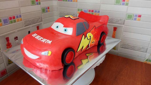 Торт машина!