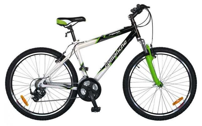 Продам горный велосипед Comanche Prairie Comp FS