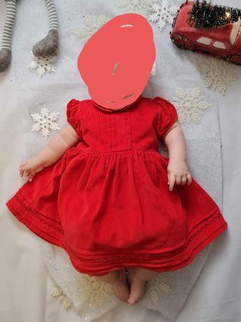 Sprzedam sukienke czerwona