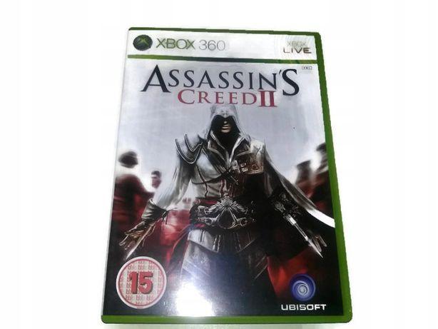 Assassin's Creed Ii 2 Xbox 360 Xbox One Gwarancja