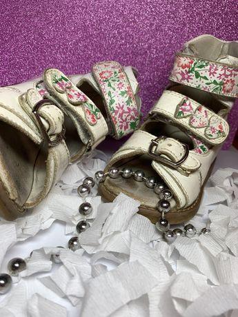 Варус сандали ортопедические