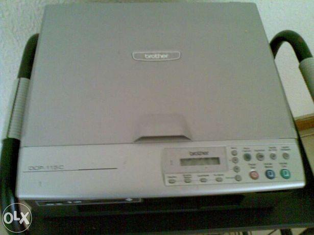 Impressora Multifunções jacto Brother DCP-115C