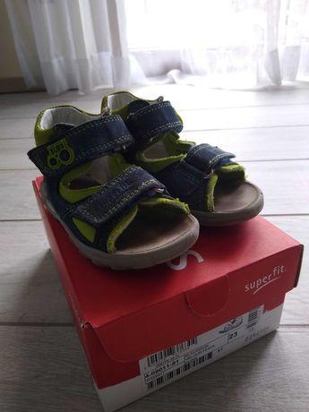 Sandałki Superfit 23