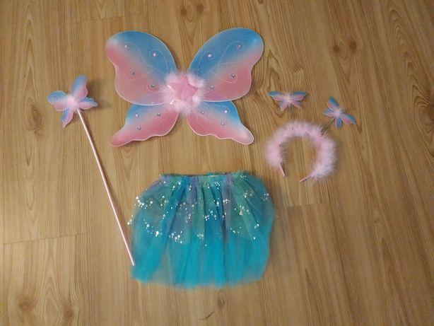 Bal karnawałowy strój motyl