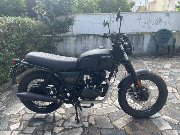Brixton  Scrambler 125cc