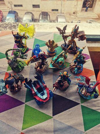 Figuras Skylanders Imaginators SuperChargers TrapMasters Golden Queen