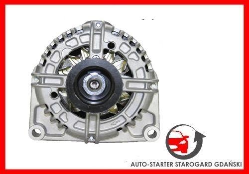 Alternator Opel Astra G H Zafira B 100 Amper 1.6 1.8 Bosch Starogard Gdański - image 1