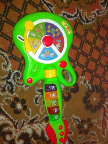 Музична  іграшка гітара
