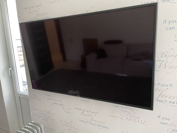 Телевизор LG 49UM7100PLB 4K HDR Magic Remote