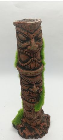 Dekoracja akwarystyczna KIPOUSS totem 1 kolumna- z nasionami żywych ro