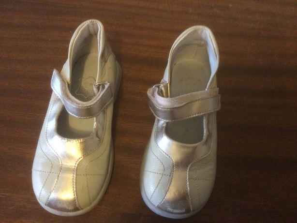 Туфли для девочки р.24 ц. 140 гр.