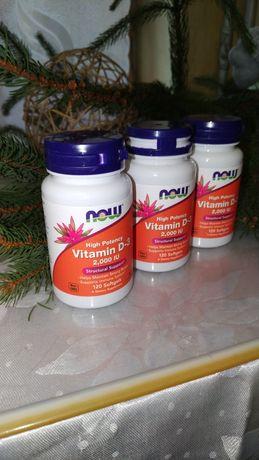 Вітамін Д від американської компанії  Now