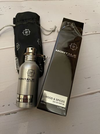Montale Wood and Spices , оригинал