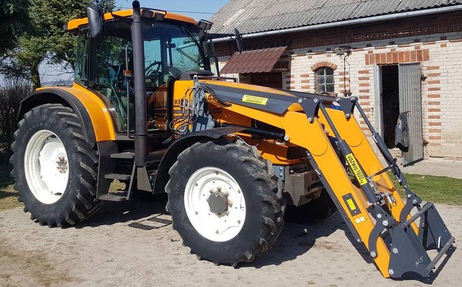 Do ciągnika sadowniczego TUR nowy osprzęt MF Renault Deutz Landini Wyszogród - image 1